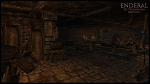 Enderal - Preperation Room by The13thCat