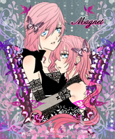 Magnet : Farron Sisters by Luminaria-Rose