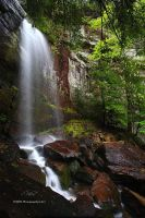 Bad Branch Falls 2012 by TRBPhotographyLLC