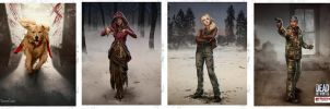 Dead of Winter Characters 07 by fdasuarez