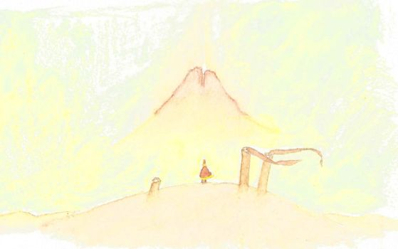 Journey watercolor 01 by Seigner