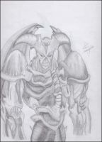 Yu gi Oh Monster by Mr-P-P-Hed