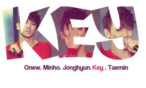 SHINee's Key Wallpaper by razna4820