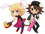tiger and bunny by pepaaminto