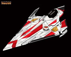Jedi Starfighter 2 by Corven55