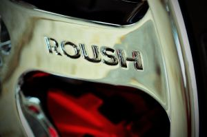427 Roush Edition Mustang Rim Detail by PAlisauskas