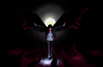 Dark angel by Coffee-For-The-Dead