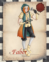 PokePalace Application : Faber by azuna