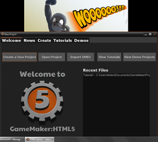 Game Maker HTML5 BETA is a go by 8feet