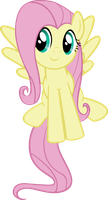 fluttershy by starboltpony