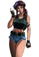 Revy 03 by candycanecroft