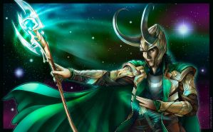 Loki by Rinter