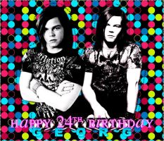 Happy 24th Birthday Georg by Pawla-Nighttmare