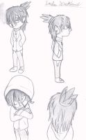 Quickie Doodles - Tasha by Pupster0071