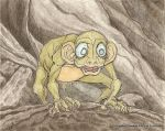 Animated Smeagol Finished by tarpalsfan