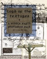 Lord of the Textures [texture pack 1] by i-am-aware