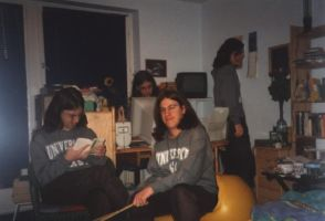 Old School Photo Manipulation by DanielaLaverne