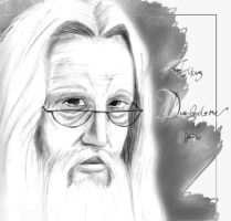 Dumbledore by Duomi