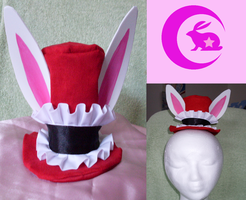 Meroko Hat- Mini by Upon-a-RemStar
