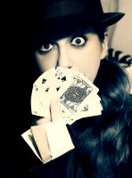 Poker Faces VIII by artisan3