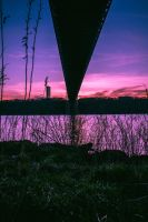 Purple Skies by BautistaNY