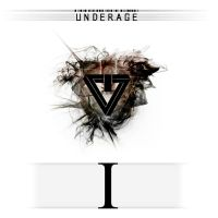 Underage CD Cover by Mird