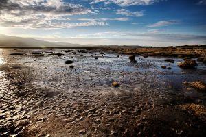 Mud flats by PhilWinterbourne