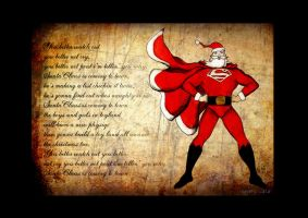 Santa Claus is coming to town by MSLucy