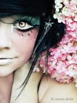 Flower Girl by PainePunisher