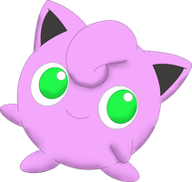 Jigglypuff by Totalheartsboy