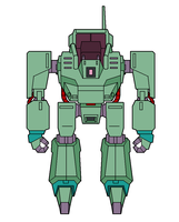 Junior Mobile Suit by ironscythe