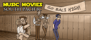 Music Movies- South Pacific by Namingway