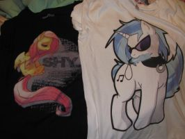 My T-Shirts by CKittyKat98
