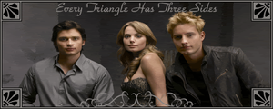 Smallville Triangle by SuperFlash1980