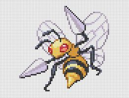 15.beedrill by Electryonemoongoddes