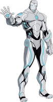 Superior IronMan AKA BluetoothMan by OWC478