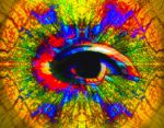 Psychedelic  Eye by DMWVCS