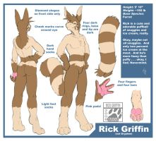 Rick Griffin Character Sheet by RickGriffin