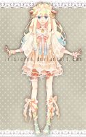 Auction: Adoptable 02 [CLOSED] by irisieren