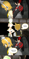 MMD The Last Tuesday PAGE6 by brsa