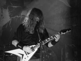 Dave Mustaine 3 by the-ChooK