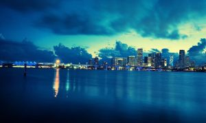 Miami downtown by dejz0r