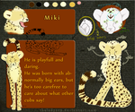 Miki Character Sheet by TheLadyARP