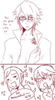 shimi sexy hot~ by IceSugarTeaSweet