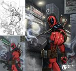 Deadpool 2014 by RecklessHero
