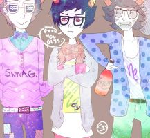 Hipsterstuck. by captchalogue-it
