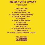 Kid Ink Up And Away Album For Free