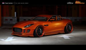 Jaguar F-Type Rocket Jag by SrCky
