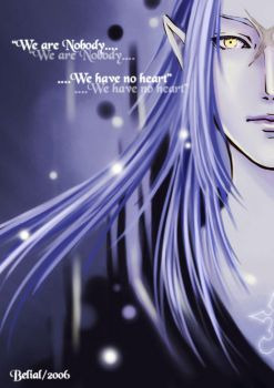 No.VII Saix by BeBelial