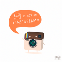 Instagram by kusodesign